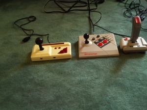 Some of the oldest sticks I own
