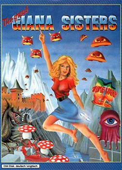 Although never released in the US, Giana Sisters was widely distributed due to the ease of copy and its only thanks to piracy that the game became so popular and well-known.
