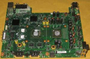 bare 360 motherboard