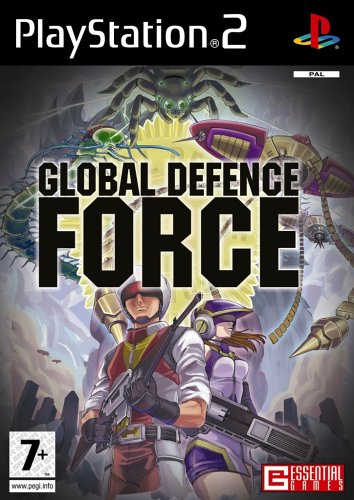 Torrent Super Compactado Global Defense Force PS2