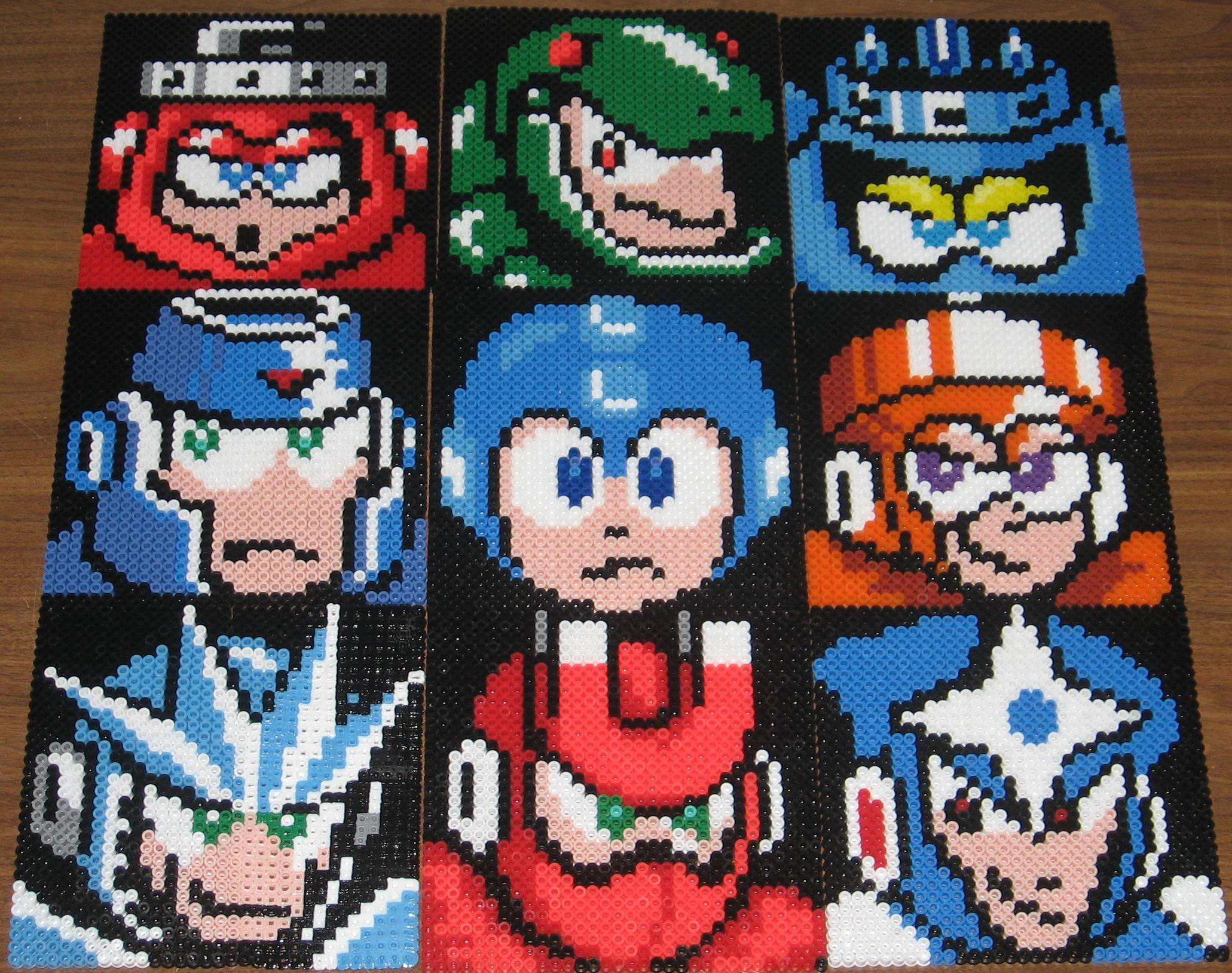 As if I needed another reason to love Megaman 3, I found this randomly