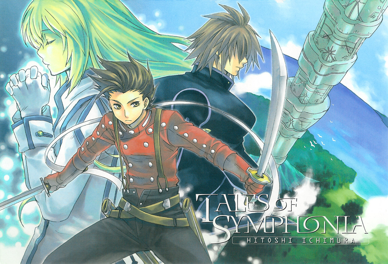 tales of symphonia world map with Tales Of Symphonia Review Gamecube on Tales Of Zestiria Screens Show Heroes Environments And A Dragon also Update 17 moreover 1493092 further History Of Dragon Quest Localizations 2002 To Present further 173169.