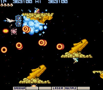 Gradius Review (NES)   Satoshi Matrix's Blog