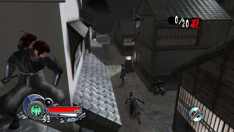 Tenchu Z Review (Xbox 360) | Satoshi Matrix's Blog