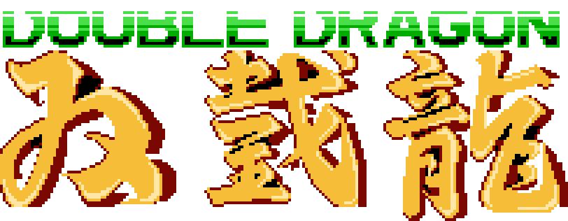 double dragon nes sprites
