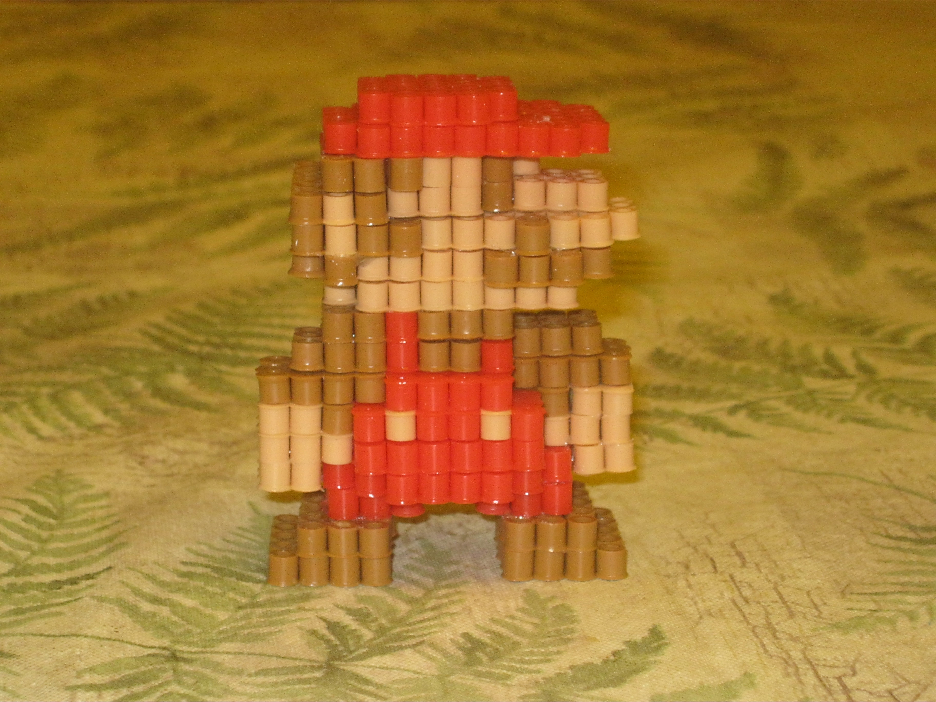 Super Mario Bros  Mario Sprite – In 3D! | Satoshi Matrix's Blog