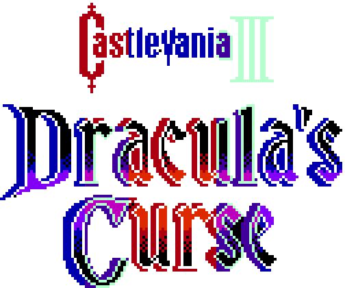 castlevania iii dracula s curse famicom nes 1990 super castlevania