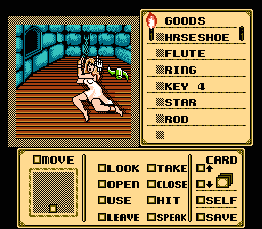 Shadowgate was originally developed in 1987 for the Macintosh, built